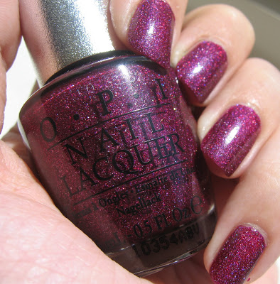 smalto OPI DS Extravagance.