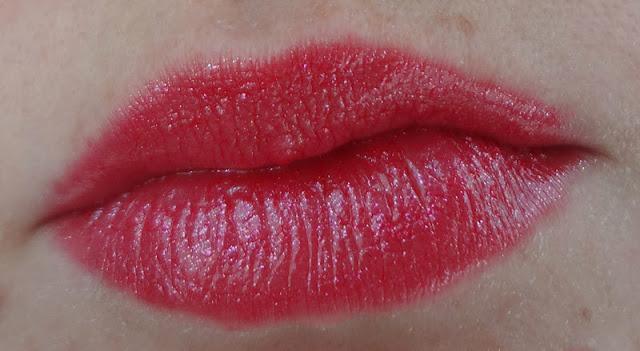 Kiko Divine Red Iridescent Lipgloss