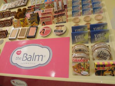 prodotti the balm