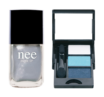 Nuovo Eyeshadow Trio Capri Nee Make up