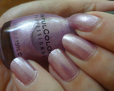 smalto Sinful Colors Purple Diamond