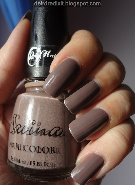 Savina Temptation Collection in Hot Cocoa