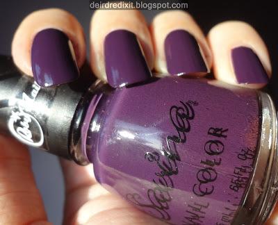 Savina Temptation Collection in Grape
