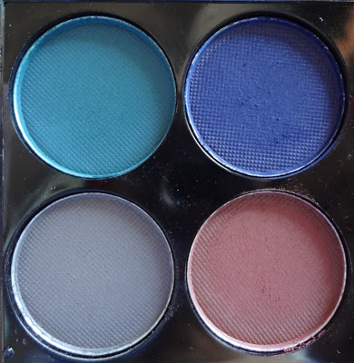 Sleek Ultra Mattes Darks: Orbit, Thunder, Maple