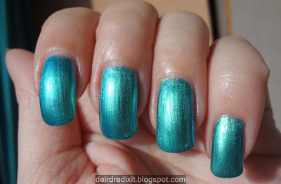Sinful Colors 293 in Gorgeous