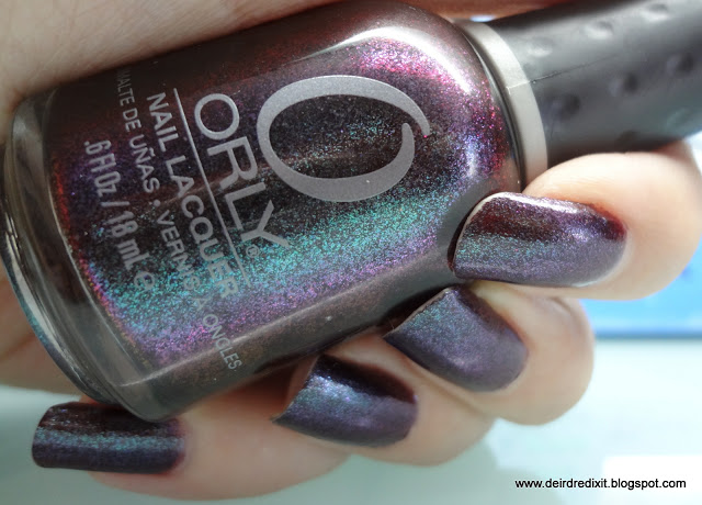 Swatch luce neon Smalto Orly Galaxy Girl