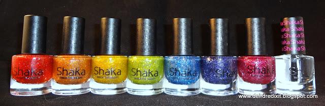 Smalti Glitter - Shaka Winter Party