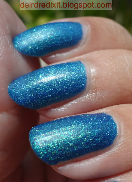 Layla Softouch Effect nr 10 Turquoise Splash