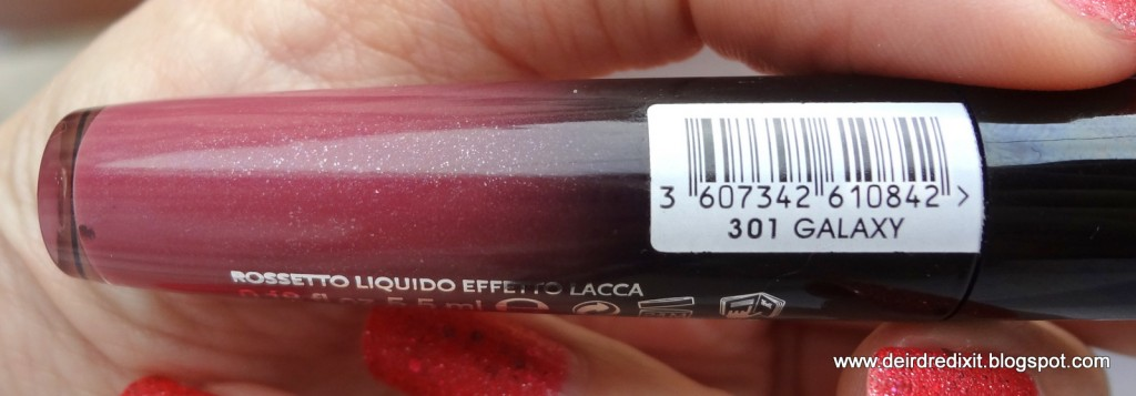 Rimmel London Apocalips Galaxy
