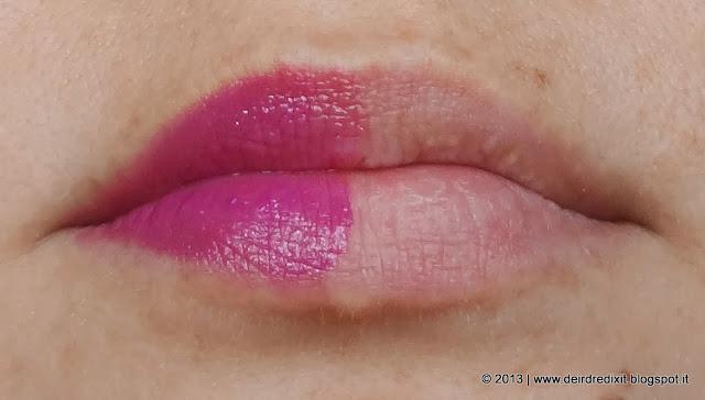 Lancôme Rouge in Love nr. 381B Violette Coquette