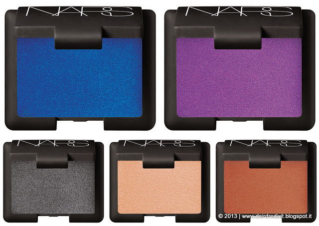 Nars - Guy Bourdin Collection - Holidays 2013