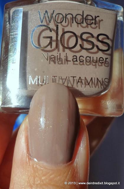 Dettaglio dello smalto Wonder Gloss nr 11 Zoom di Prestige Cosmetics