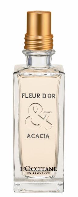 Eau de Toilette Fleur d'or & Acacia