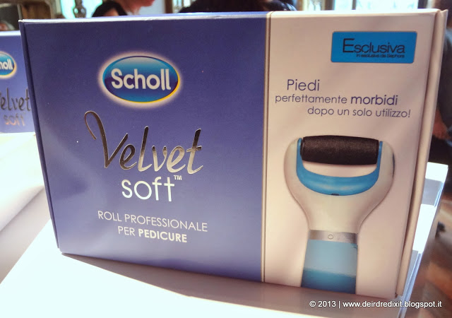 Confezione di Scholl Velvet Soft