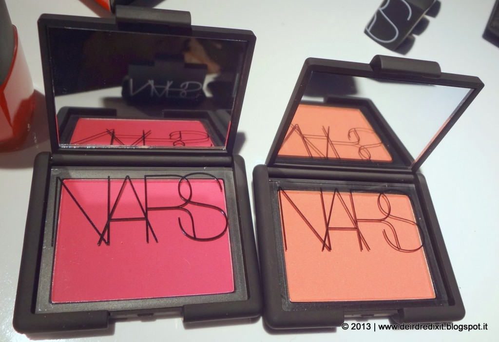 Blush Guy Bourdin collection Nars