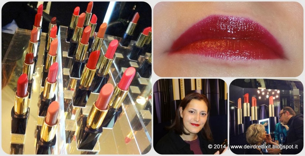 Evento Estée Lauder Pure Color Envy Sculpting Lipstick