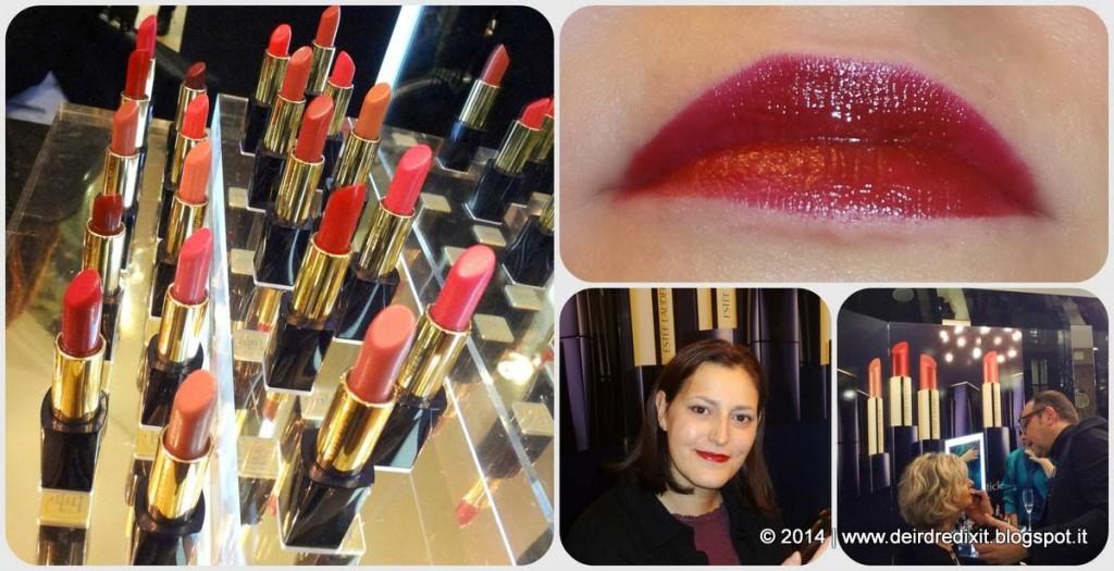 Evento Estée Lauder Pure Color Envy Sculpting Lipstick