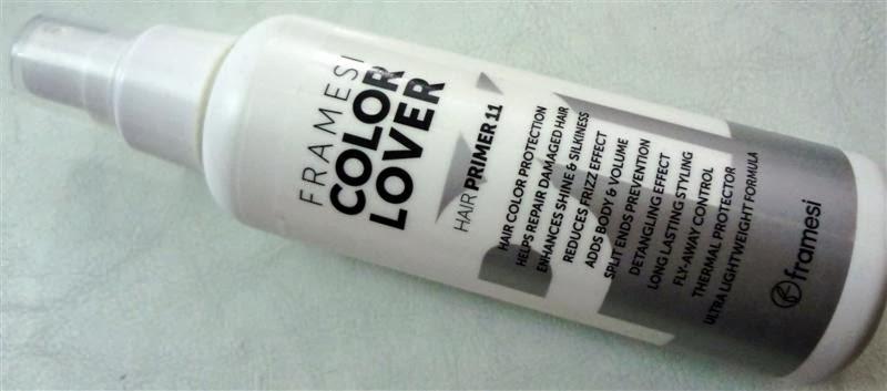 Framesi Color Lover Hair Primer 11