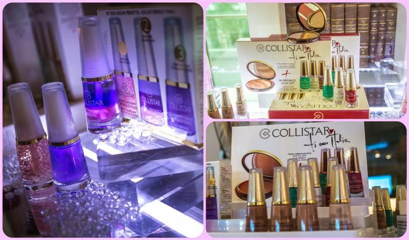 Collistar Kit SoS Unghie perfette e Smalto CC Correzione Colore