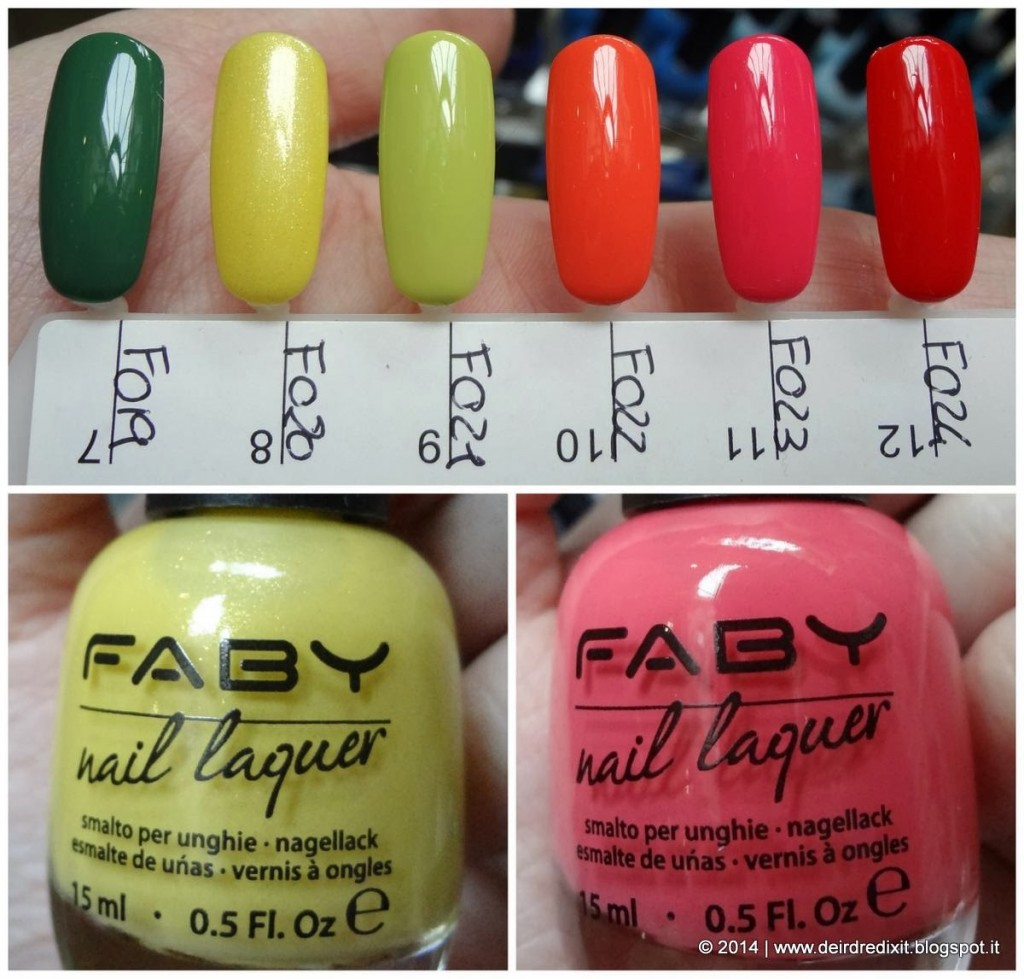 Swatch Fabulous Faby
