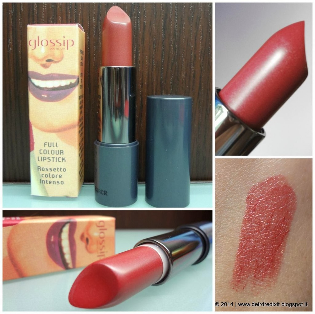 Glossip Comfort Colour Lipstick nr. 2 Sweet Rose
