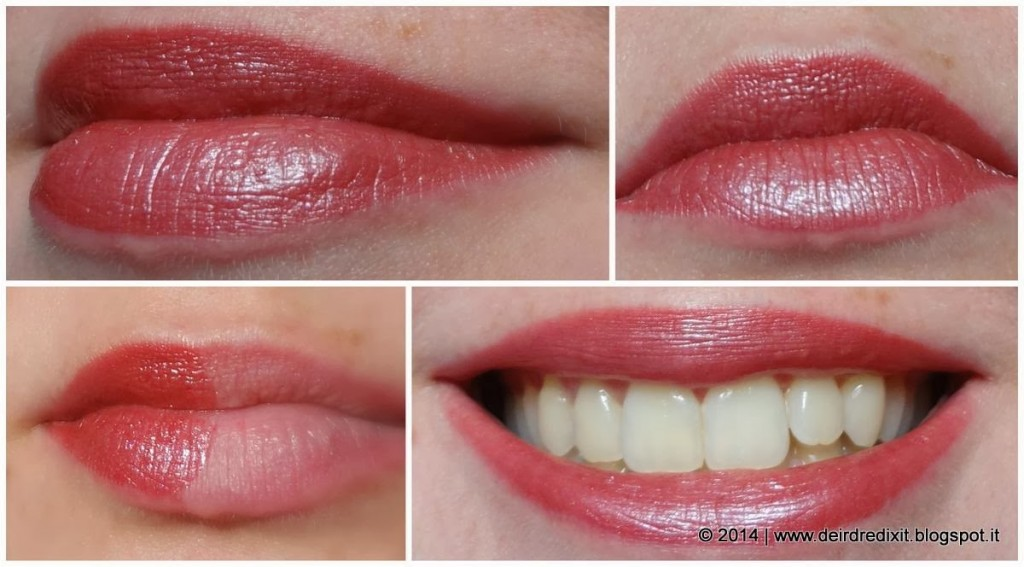 Glossip Comfort Colour Lipstick nr. 2 Sweet Rose