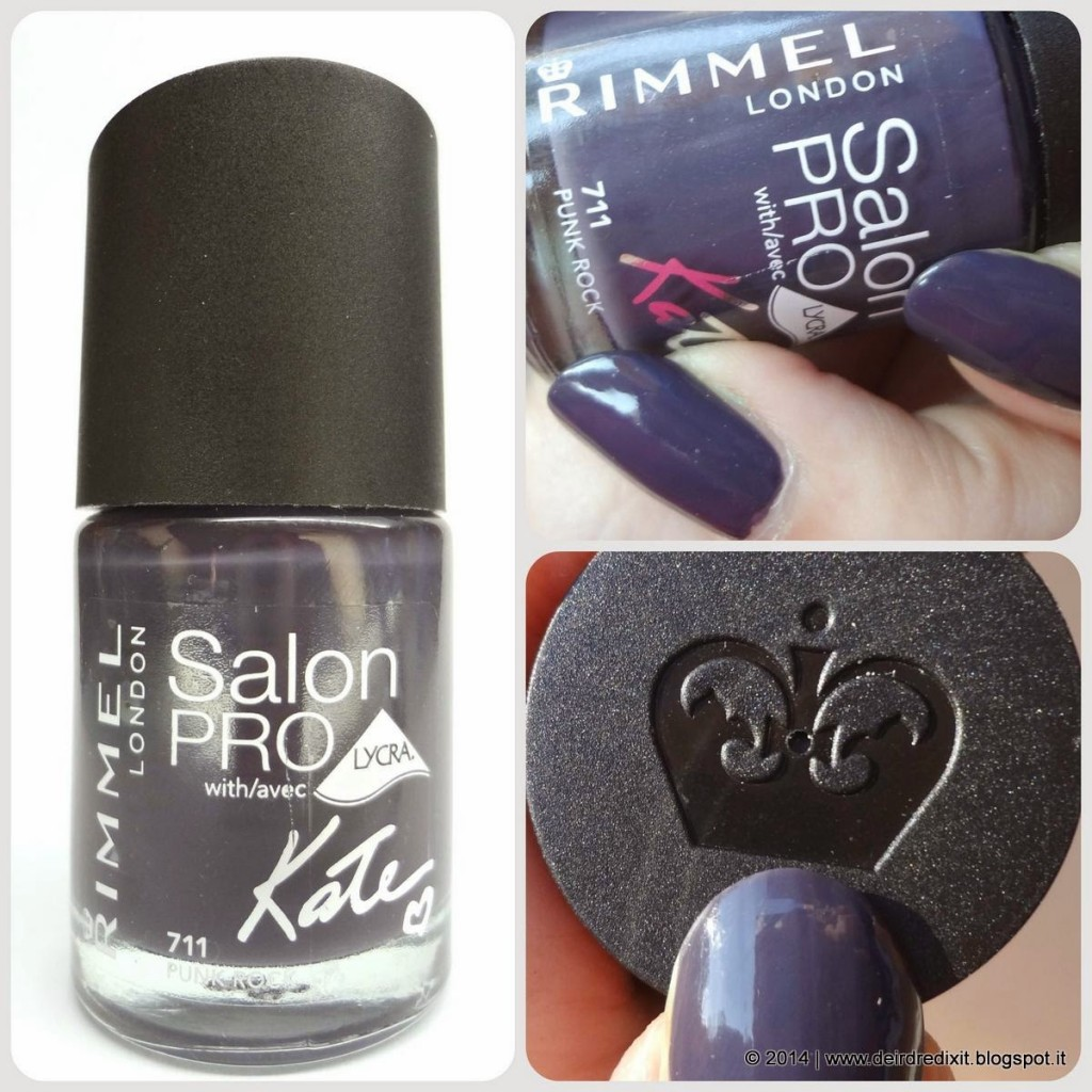 Rimmel London Salon Pro nr. 711 Punk Rock