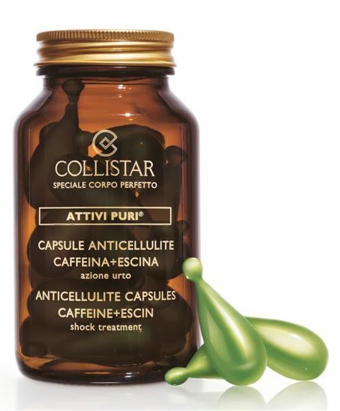 Collistar Attivi puri capsule anticellulite