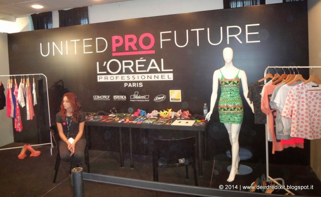 United Pro Future - Hair Contest L'Oréal Professionnel