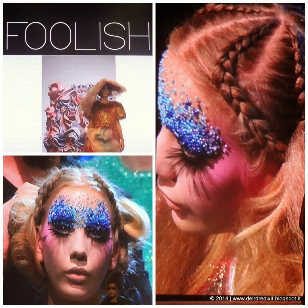 Hair Color Explosion Show - Luigi Neri Class Academy