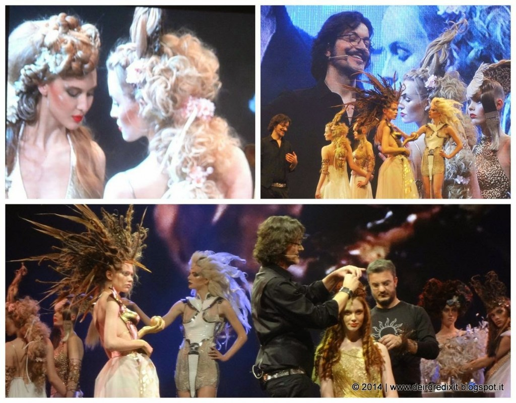 Hair Color Explosion Show - Salvo Filetti Hair Designer