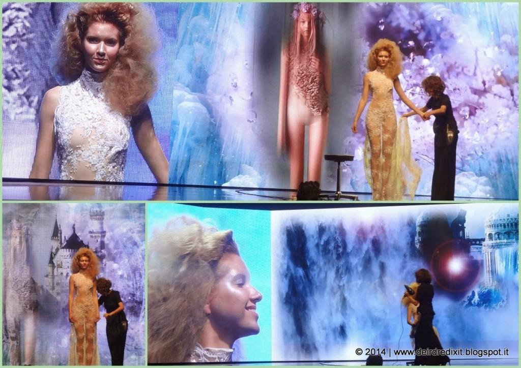Hair Color Explosion Show - Laetitia Guenau per Haute Coiffure Française