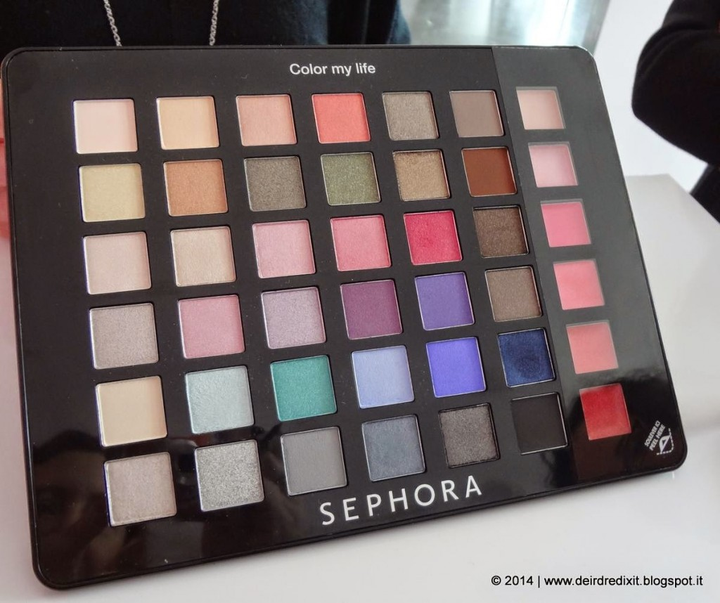 Sephora Color My Life palette