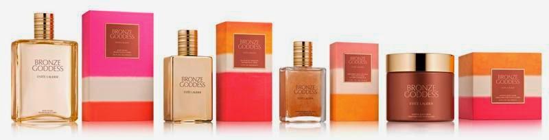 Bronze Goddess Fragrance Collection