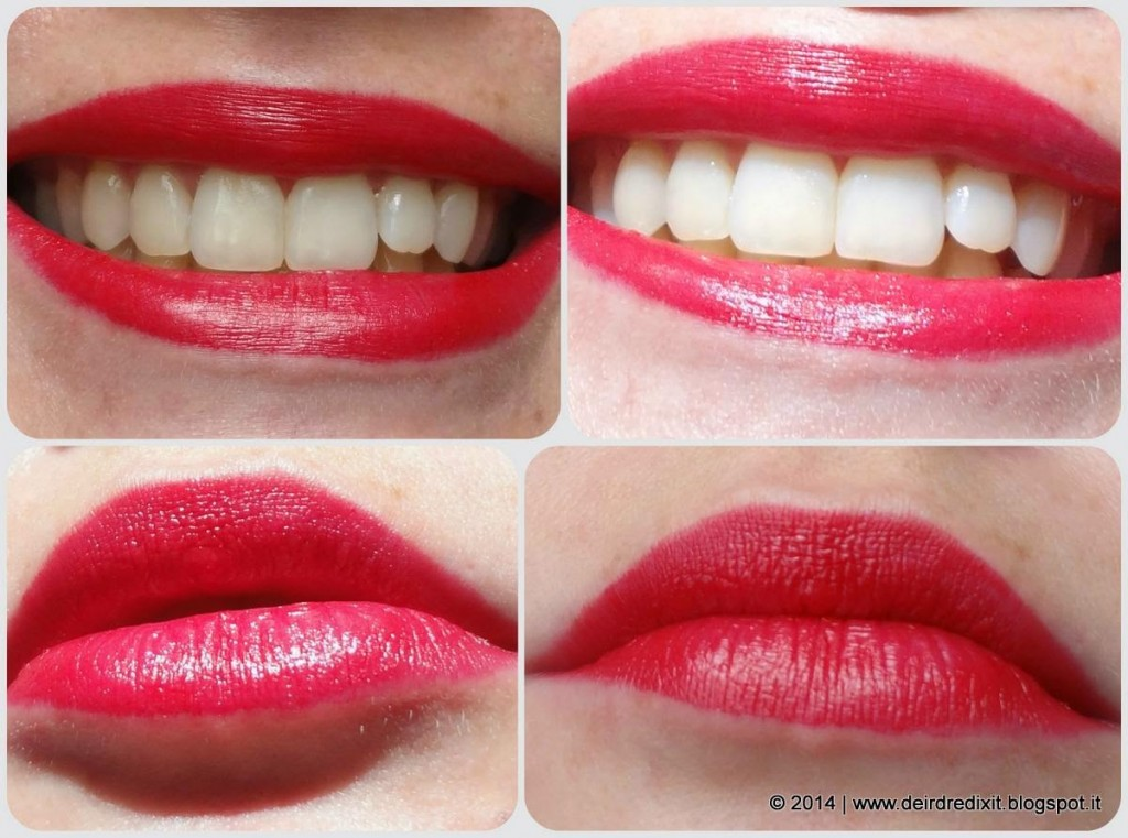 Rossetto Pupa I'M 307 Luxurious Red