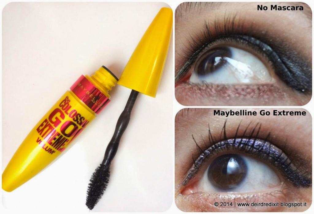 Mascara Maybelline Go Extreme