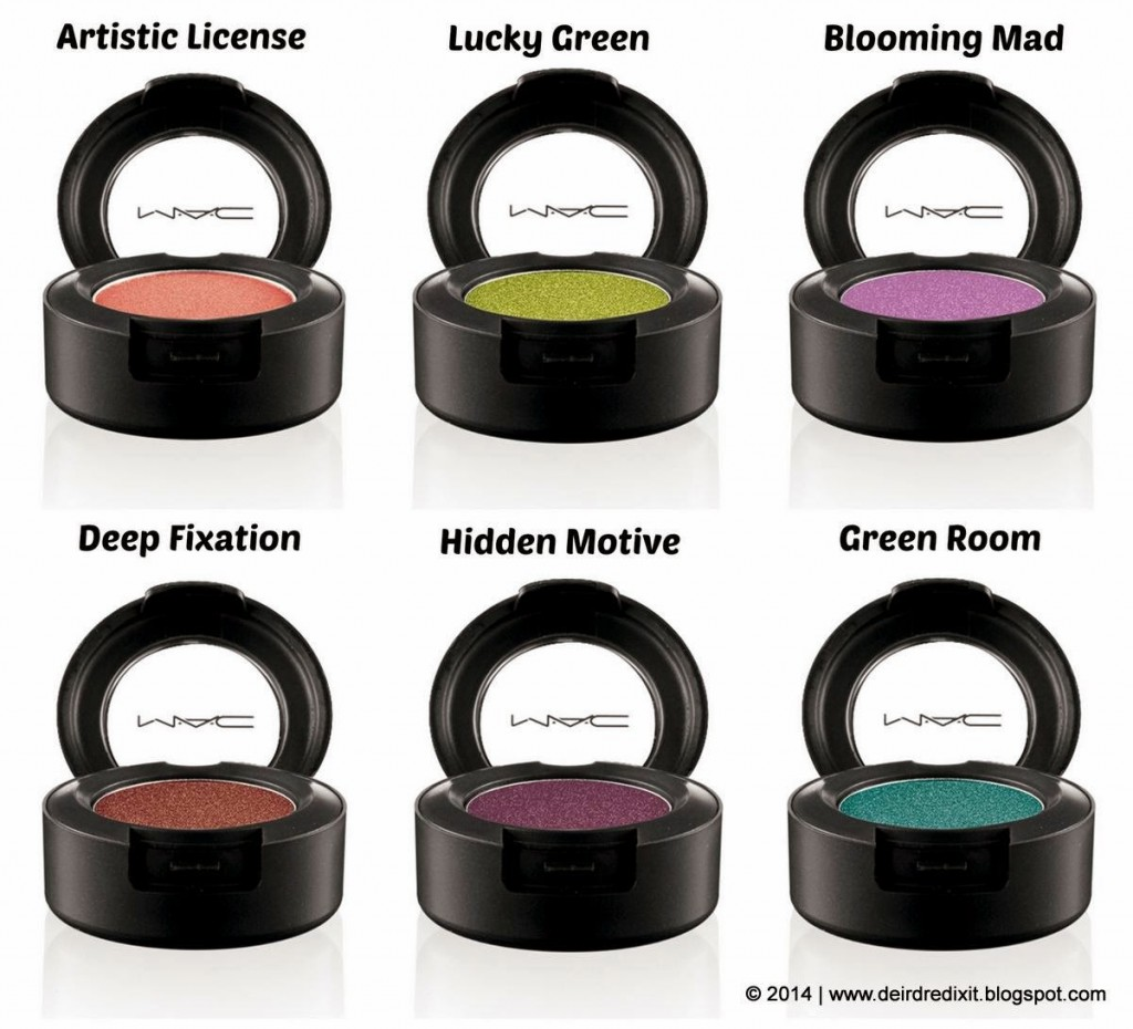 Mac Moody Blooms Eyeshadow