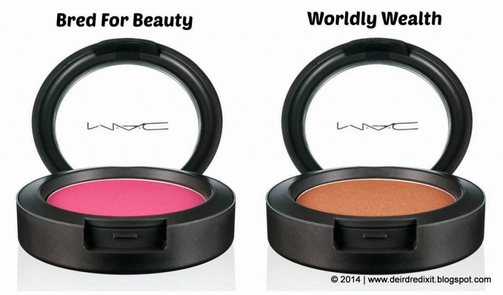 Mac Moody Blooms Powder Blush