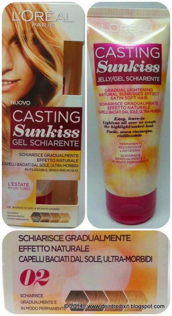 L'Oréal Casting Sunkiss