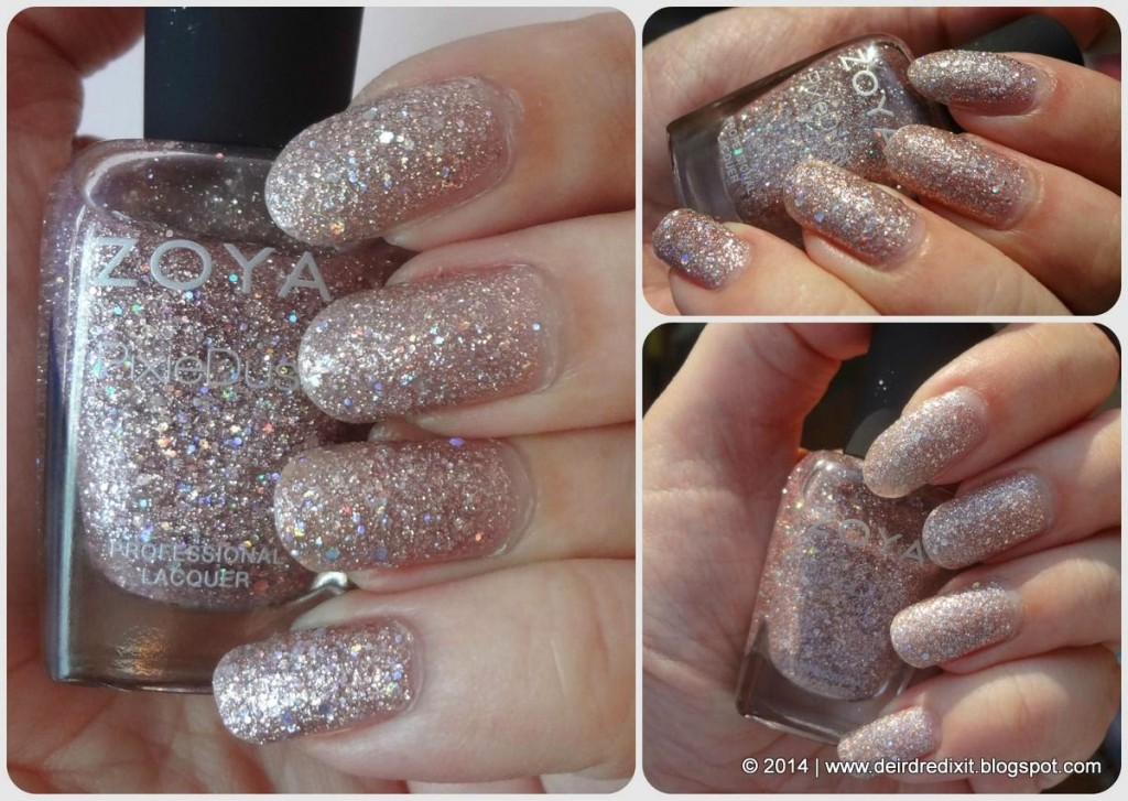 Zoya Magical Pixie Dust in Lux - Spring 2014