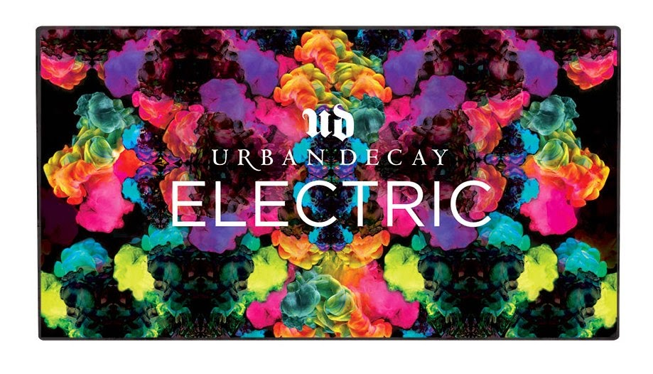 Electric Pressed Pigment Palette di Urban Decay