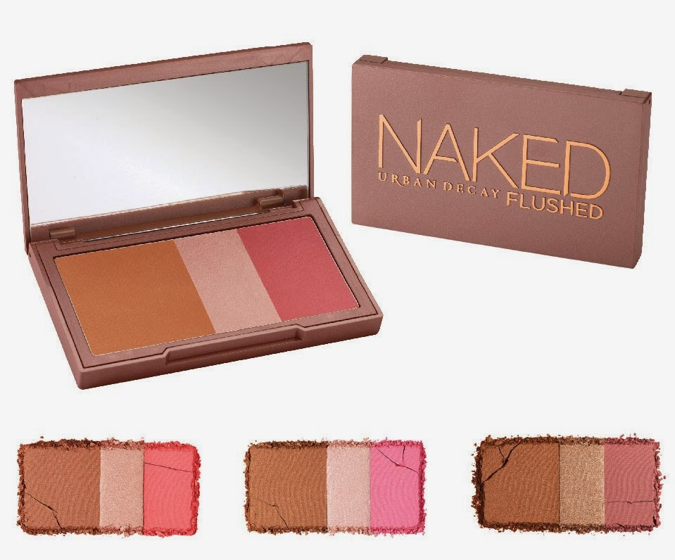 Naked Flushed Palette by Urban Decay