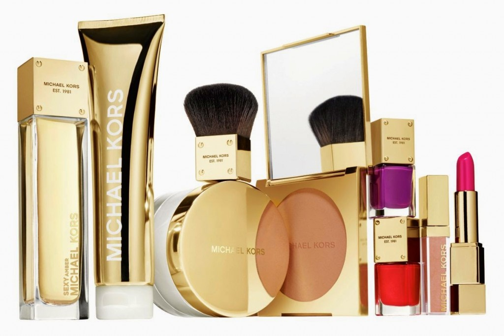 Fragrance and Beauty Collection by Michael Kors