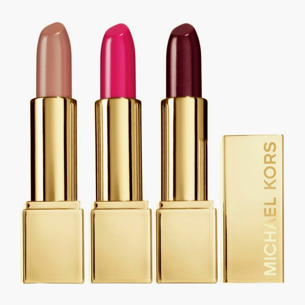 Lip Lacquer Diva, Bombshell, Cabernet by Michael Kors