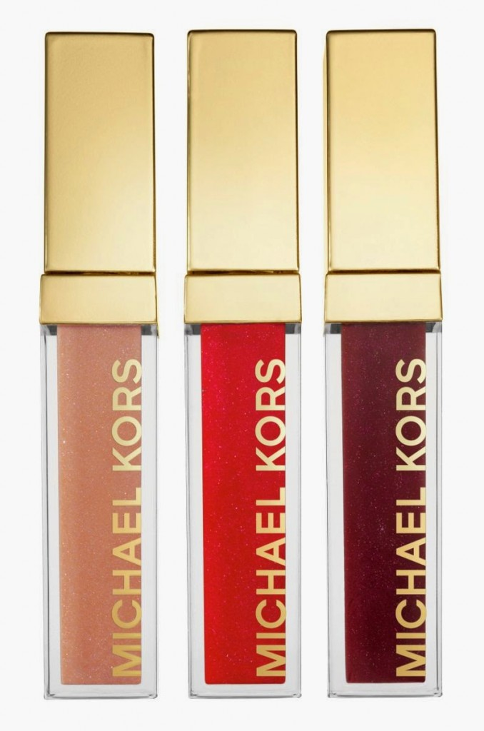 Lip Luster Muse, Siren, Icon by Michael Kors