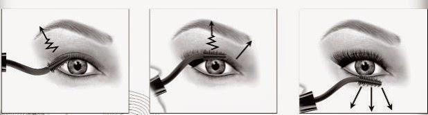 Istruzioni d'uso del nuovo mascara Grandiôse di Lancôme