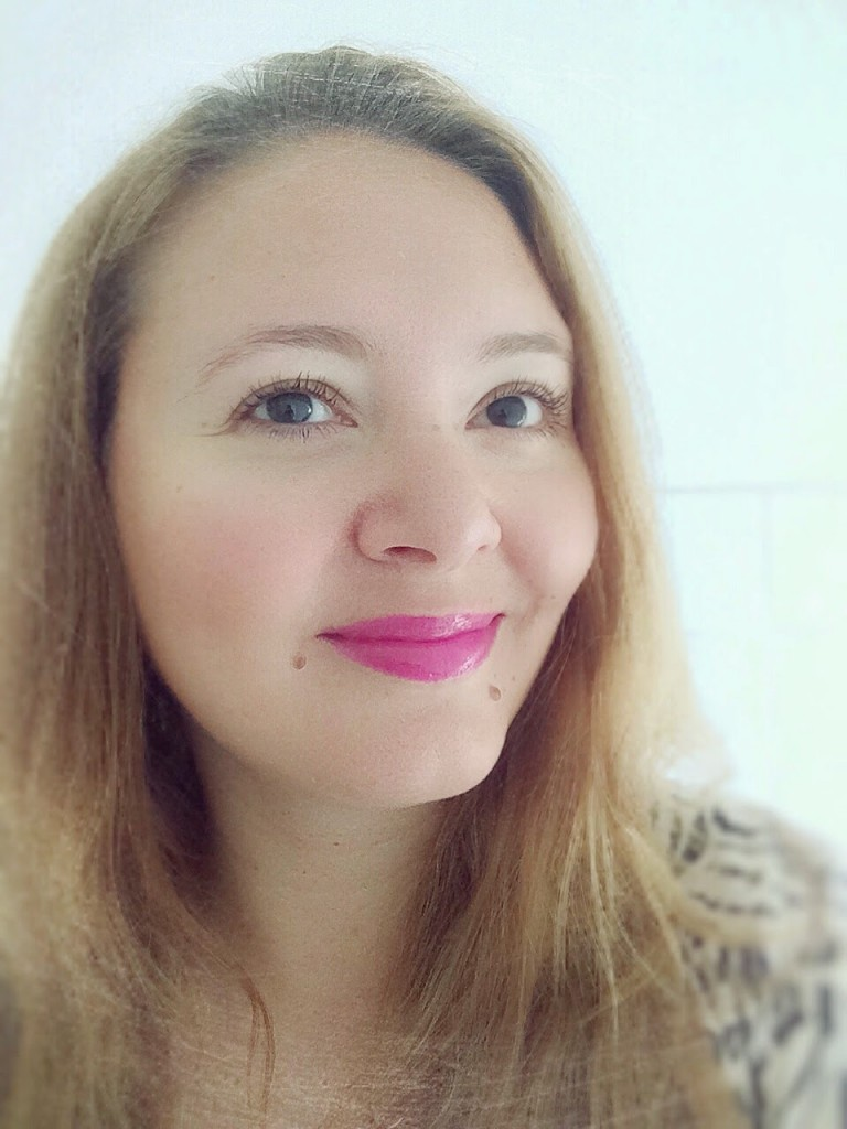 Selfie con mascara Grandiôse di Lancôme