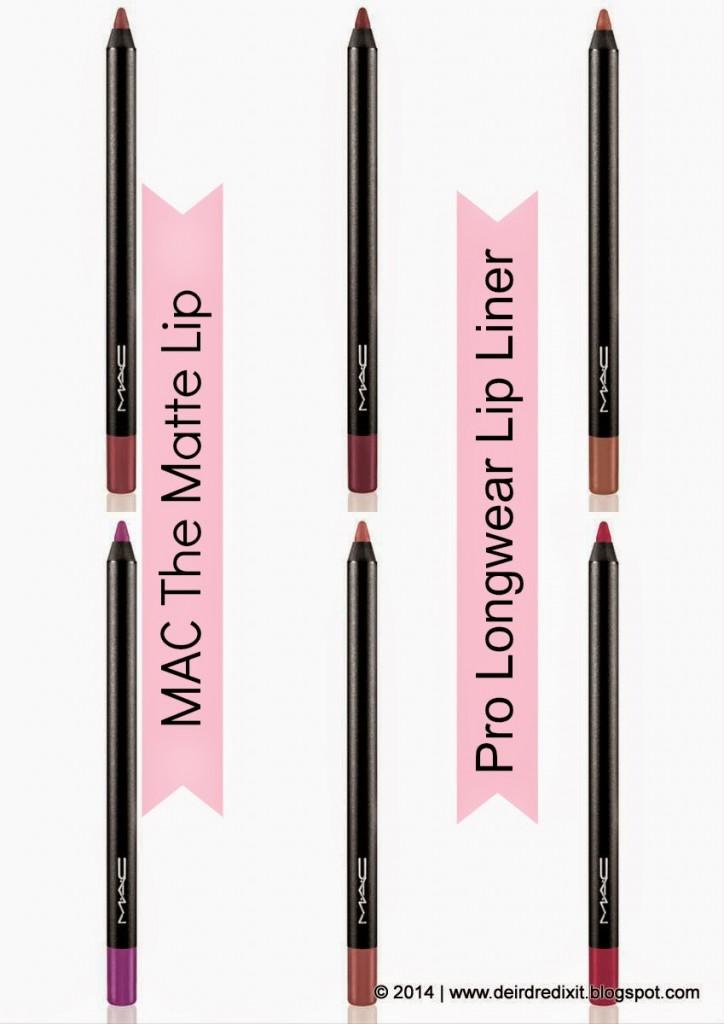 MAC The Matte Lip - Pro Longwear Lip Pencil