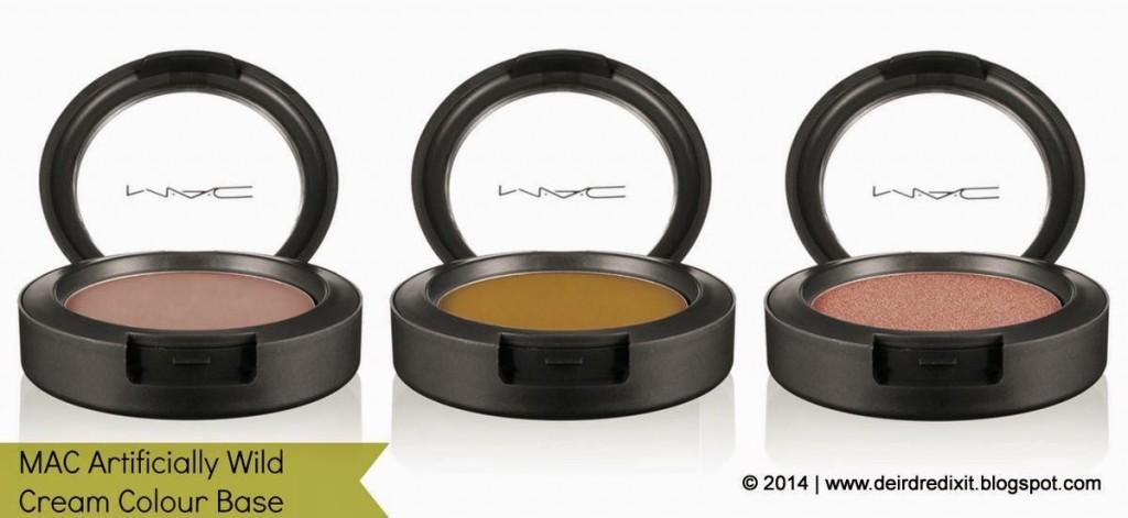 MAC Artificially Wild - Cream Colour Base