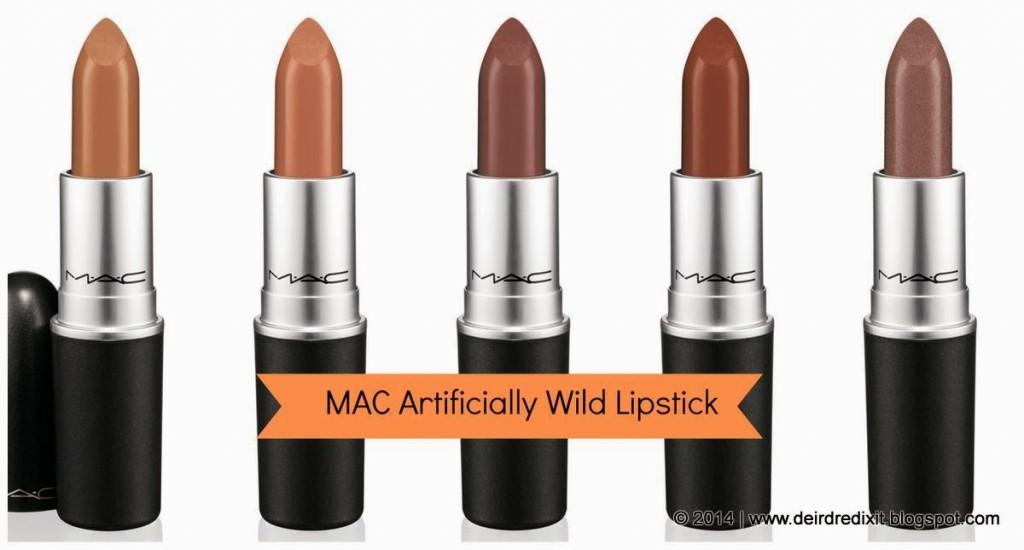 MAC Artificialli Wild Lipstick